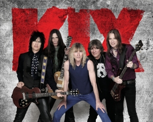 KIX band pic with Logo new